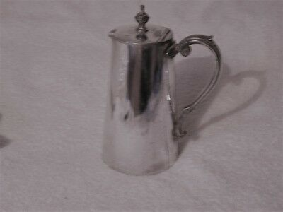 J.D & S Electro Plated M3608 2 Water Pot James Dixon & Sons Sheffield