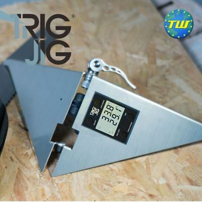 TrigJig Adjustable Measuring Digital Coving Crown Mitre Cutting Tool TJC-08-01