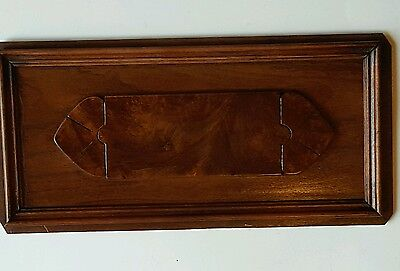 Antique Architectural Wooden Accent Piece