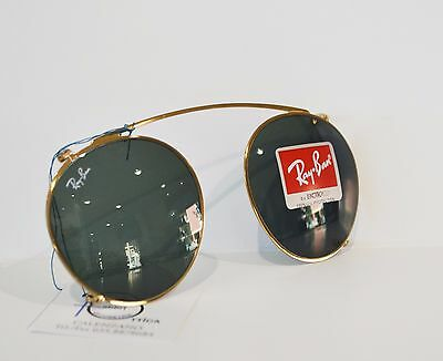 Occhiale Sole Ray Ban Clip On 2180C 2500/71 47 Nuovo / New !!!
