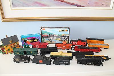 Trains and cars (Riviossi)