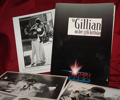 'To Gillian on Her 37th Birthday' - Press Kit/8 Photos-Gallagher, Danes, More