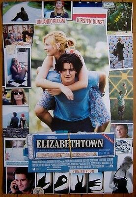 Elizabethtown (2005) D/S Regular Cinema One-Sheet Poster,