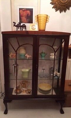 Art Deco Display Cabinet, 1930s Cabinet,Good Condition