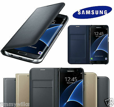 Case For Samsung Galaxy S8 S9 S10e Plus S7 Edge Leather Wallet Book Phone Cover