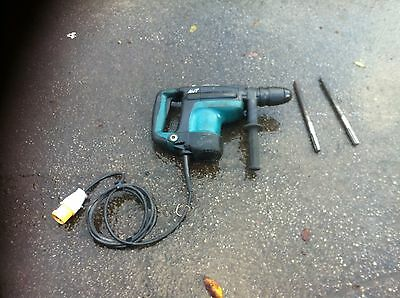 Makita Breaker Hammer Drill 110v SDS MAX Gwo