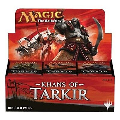 Magic the Gathering Khans of Tarkir Booster Display 36 Booster englisch
