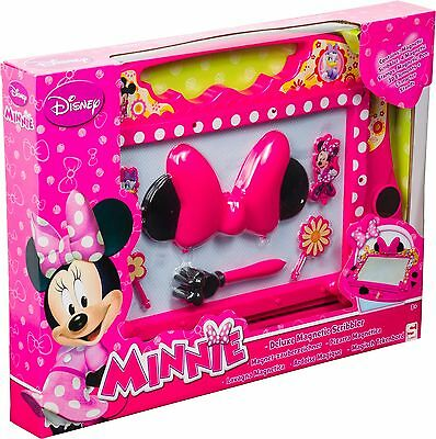 Disney Minnie Mouse Deluxe Magnetic Scribbler Great For Kids New Boxed