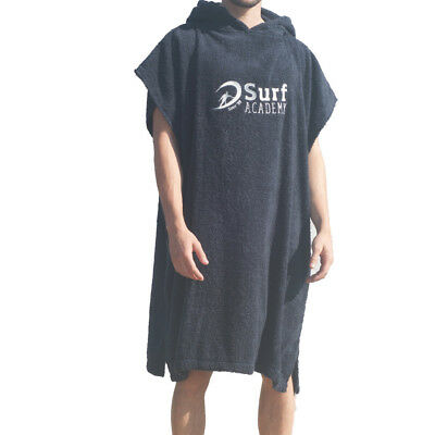 Surf Academy Junior Changing Robe - Towelling Robe
