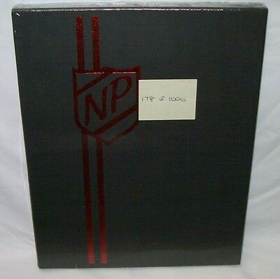 Rush Neil Peart Autographed Far and Wide Limited edition book final tour r40
