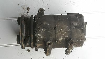 Ford Mondeo Mk4 07-14 1.8 litre diesel QYBA AIR CONDITIONING AC PUMP COMPRESSOR