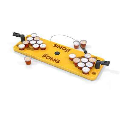 New Mini Beer Pong Drinking Game Set Shot Bring The Party Anywhere Portable