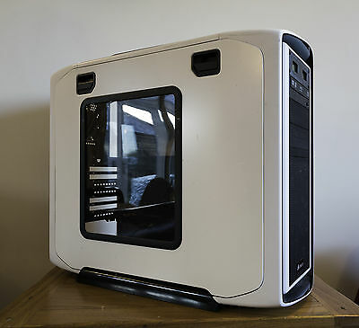 Corsair Graphite Series 600T Mid Tower Gaming Computer Case with Extras