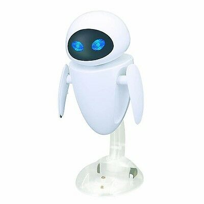 Disney Pixar Wall E Movie Character Interactive Talking Eve Robot