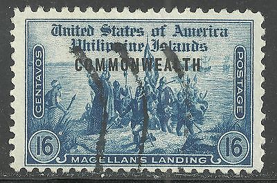 us possessions Philippines stamps scott 439 - 16 cent issue of 1938-40