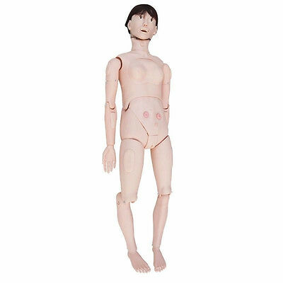Patient Care Manikin Model Advanced Multifunctional Nursing Training Mannequin