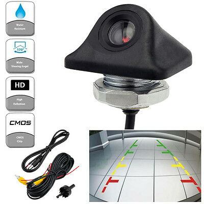 HD Waterproof 170° Car Reverse Backup Night Vision Camera Rear View Park Cam DA