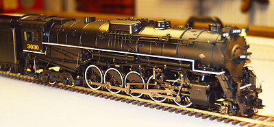 S Scale: C&O 2-10-4  T1 River Raisin Factory Painted