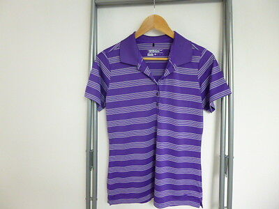 Polo Golf Femme Nike violet Taille M