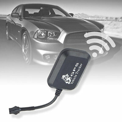 Mini GPS GPRS Tracker SMS Network Bike Car Motorcycle Monitor GPS Locator NR