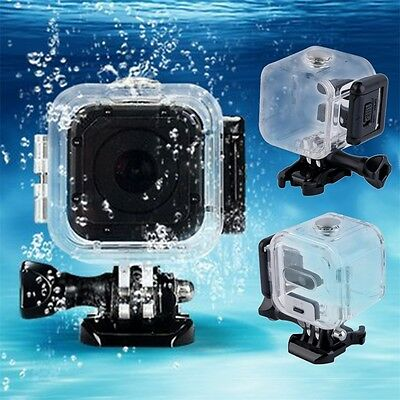 Underwater 45M Waterproof Diving Housing Case For Gopro Hero 4 Session Camera NR