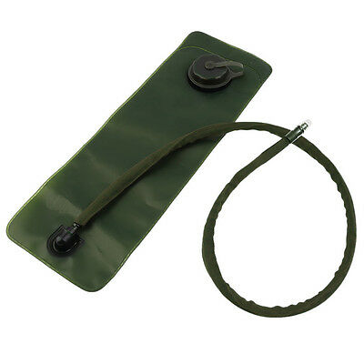 3L Hydration Water Bag Survival Water Pouch For Camping Hiking Climbing NR