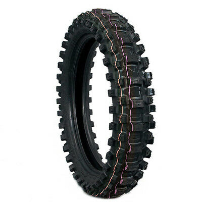 Dunlop Mx NEW MX3S 80/100-12 Dirt Bike Motocross Mid Soft MX 3S Mini Rear Tyre