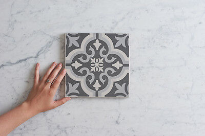 Forbes Encaustic look tiles
