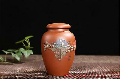 chinese ceramic jar vintage bottles and jars storage containers tea caddy