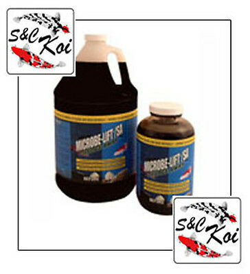 Microbe Lift Sludge Away 1 Litre, Koi, Pond