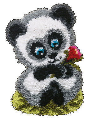 EMBROIDERY COUNTED CROSS STITCH KIT CHARIVNA MIT RT-177 RACCOON 15.75X15.75 IN