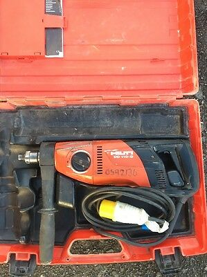 Hilti DD 110-D Diamond Core Drill 110V