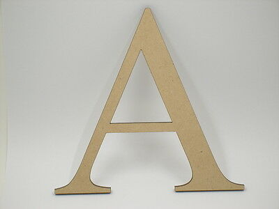 10cm Large Wooden Letter Words Wood Letters Alphabet Name TNR