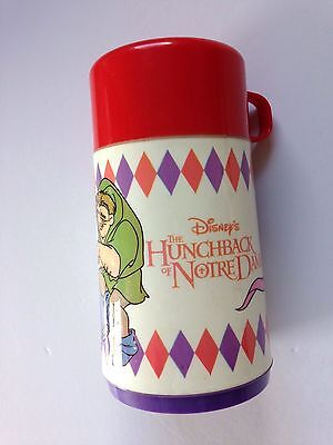 Vintage Disney's The Hunchback of Notre Dame Aladdin Thermos