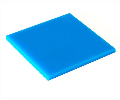 ACRYLIC SHEET LIGHT Blue Gloss 3mm thickness Perspex CAST UV Rated FREE POST