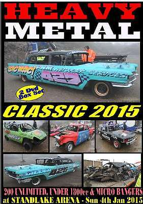 Heavy Metal Classic 2015 - Bangers Only Dvd