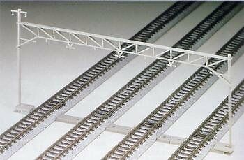 New Tomix N Gauge 3006 4-Wire Overhead Power Line Pole And Modernization Type (T