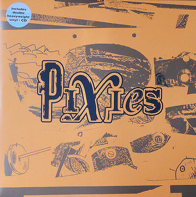 PIXIES ~ INDIE CINDY ~ 2 x 180gsm VINYL LP ~ INCLUDES CD ~ * NEW AND SEALED*