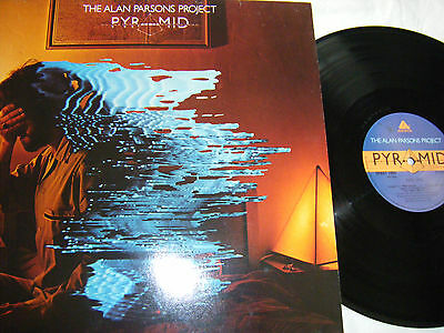 The Alan Parsons Project  - Pyramid Org Lp,  N/mint.