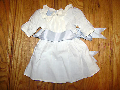 """AMERICAN GIRL AG DOLL NELLIE MEET DRESS OUTFIT fits any 18"""" DOLL RETIRED"""