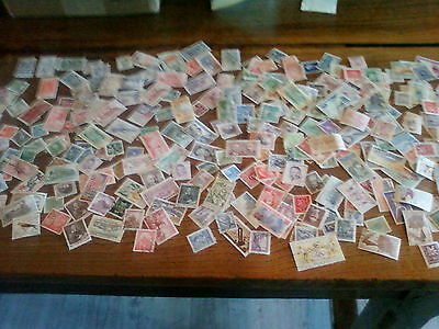 1 gros lot timbres TCHECOSLOVAQUIE