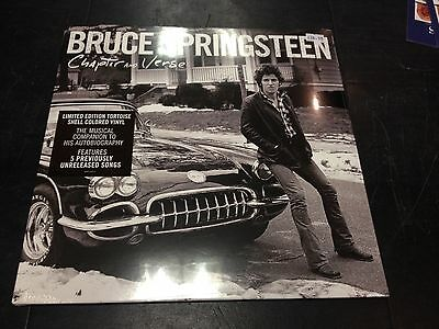 Bruce Springsteen - Chapter And Verse Limited Tortoise Shell Colored 2-Lp New
