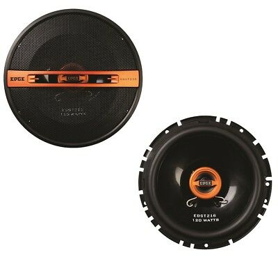 "Edge ED206 6.5"" / 17cm / 170mm 4 way 150 watts Car Van Dash Door Audio Speakers"