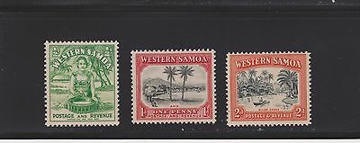 Samoa- Lot 4662,  Mint, NH. Sc# 166-8.