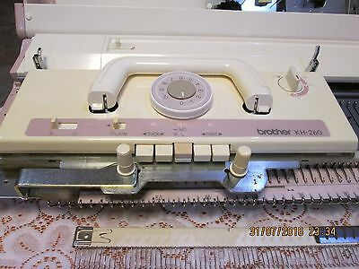 Brother KH260 Chunky Knitting Machine