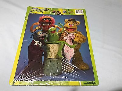 Muppets Frame Tray Puzzle