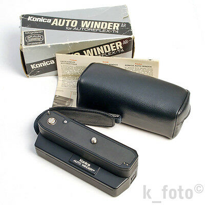 Konica Auto Winder for Autoreflex T4