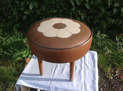 Miss Muffet Vintage Stool On Legs
