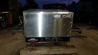 Lincoln Impinger 1301 Electric Conveyor Pizza Oven 1301 27A 6000W 208V