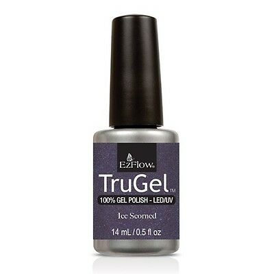 EzFlow TruGel Polish - 2016 Ice Empress Collection - Ice Scourned 45270 - 14ml